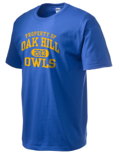 Oak Hill Elementary School Owls Ultra Cotton T-Shirt