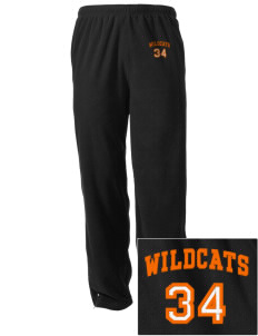 Winter Park Ninth Grade Center Wildcats Embroidered Holloway Men's Flash Warmup Pants