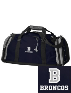 Broadus Elementary School Broncos Embroidered OGIO All Terrain Duffel