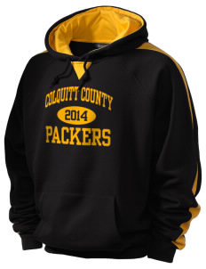 Colquitt County High School Packers Holloway Men's Hooded Sweatshirt