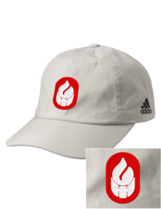 Waiakea High School Warriors Embroidered adidas Relaxed Cresting Cap