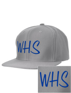 Waiakea High School Warriors Embroidered D-Series Cap