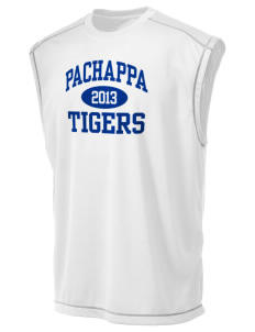 Pachappa Elementary School Tigers Champion Men's 4.1 oz Double Dry Odor Resistance Muscle T-Shirt