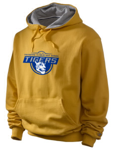 Pachappa Elementary School Tigers Champion Men's Hooded Sweatshirt