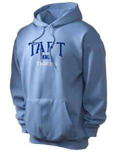 Taft Elementary School Tigers Champion Men's Hooded Sweatshirt