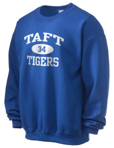 Taft Elementary School Tigers Ultra Blend 50/50 Crewneck Sweatshirt