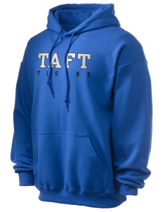 Taft Elementary School Tigers Ultra Blend 50/50 Hooded Sweatshirt