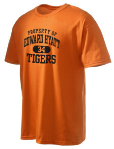 Edward Hyatt Elementary School Tigers Ultra Cotton T-Shirt