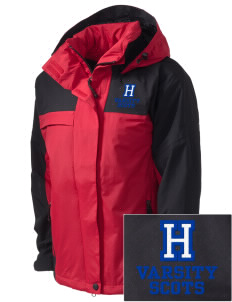 Highlands High School Scots  Embroidered Women's Nootka Jacket