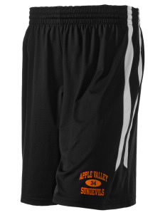 "Apple Valley High School Sundevils Holloway Women's Pinelands Short, 8"" Inseam"