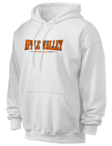 Apple Valley High School Sundevils Ultra Blend 50/50 Hooded Sweatshirt