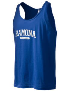 Ramona Junior High School Indians Men's Jersey Tank