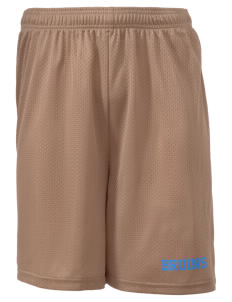 "Bloomington High School Bruins Men's Mesh Shorts, 7-1/2"" Inseam"