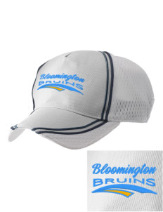 Bloomington High School Bruins  Embroidered Champion Athletic Cap