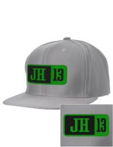 Jurupa Hills Middle School Jaguars Embroidered D-Series Cap