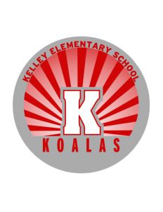 Kelley Elementary School Koalas Sticker