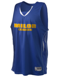 Milor High School Mustangs Holloway Men's Brookville Jersey