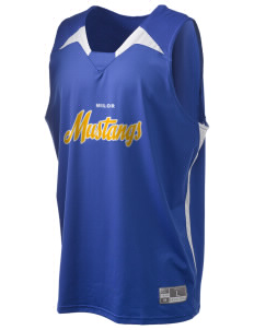 Milor High School Mustangs Holloway Men's Irish Jersey