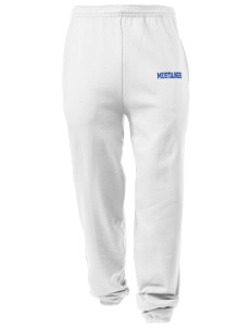 Milor Continuation Senior High School Mustangs Sweatpants with Pockets