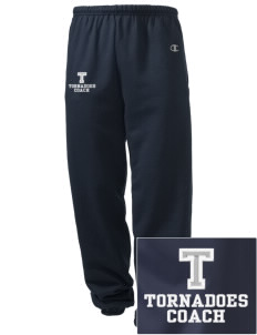 Trona Elementary School Tornadoes Embroidered Champion Men's Sweatpants