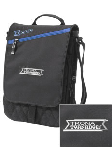Trona High School Tornadoes Embroidered OGIO Module Sleeve for Tablets