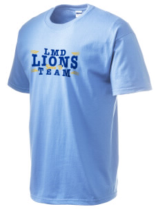 La Mesa Dale Elementary School Lions Ultra Cotton T-Shirt