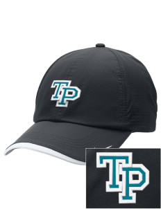 Twin Peaks Middle School Rams Embroidered Nike Dri-FIT Swoosh Perforated Cap
