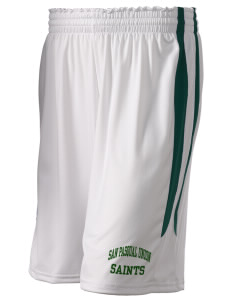 "San Pasqual Union School Saints Holloway Women's Pinelands Short, 8"" Inseam"