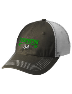 Farmington Elementary School Roadrunners Embroidered Mesh Back Cap
