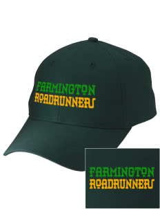 Farmington Elementary School Roadrunners Embroidered Low-Profile Cap