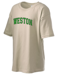 Weston Elementary School Wildcats Kid's 6.1 oz Ultra Cotton T-Shirt
