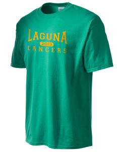 Laguna Middle School Lancers Men's Essential T-Shirt