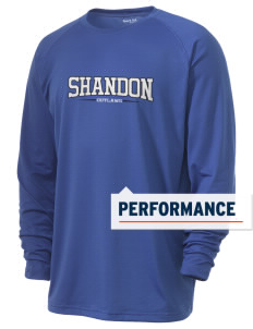 Shandon Senior High School Outlaws Men's Ultimate Performance Long Sleeve T-Shirt