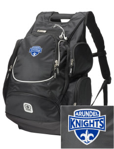 Arundel Elementary School Knights  Embroidered OGIO Bounty Hunter Backpack