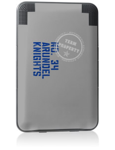 Arundel Elementary School Knights Kindle Keyboard 3G Skin
