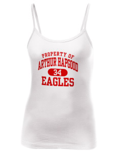 Arthur Hapgood Elementary School Eagles Women's Louise Longer Length Tank