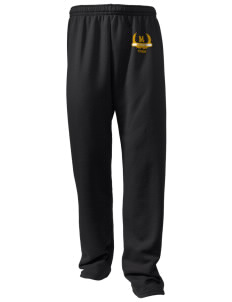 Morrill Middle School Tigers Embroidered Holloway Men's 50/50 Sweatpants