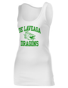 De Laveaga Elementary School Dragons Juniors' 1x1 Tank