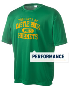 Castle Rock Elementary School Hornets Men's Competitor Performance T-Shirt