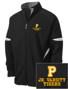 Platina Elementary School Tigers Holloway Embroidered Men's Radius Zip Front Jacket