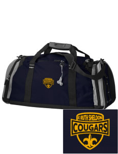 E Ruth Sheldon Elementary School Cougars Embroidered OGIO All Terrain Duffel