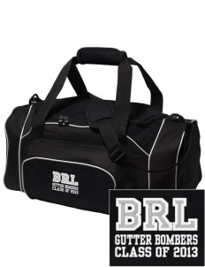 Bellingham Rec League Gutter Bombers Embroidered Holloway Duffel Bag