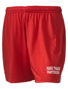 "Mark Twain Junior High School Panthers Holloway Women's Performance Shorts, 5"" Inseam"