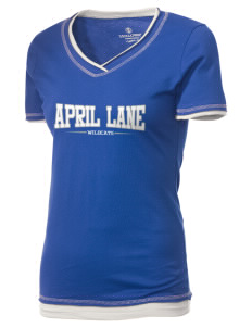 April Lane Elementary School Wildcats Holloway Women's Dream T-Shirt