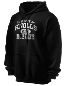 Knolls Elementary School Knolls Knights Ultra Blend 50/50 Hooded Sweatshirt
