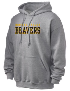 Browns Valley Elementary School Beavers Ultra Blend 50/50 Hooded Sweatshirt