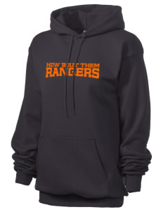 Lewis-Palmer High School Rangers Unisex 7.8 oz Lightweight Hooded Sweatshirt