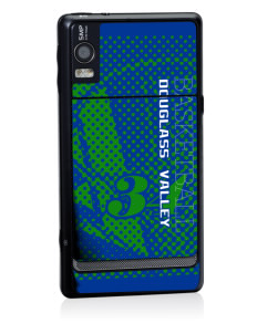 Douglass Valley Elementary School Wolves Motorola Droid 2 Skin
