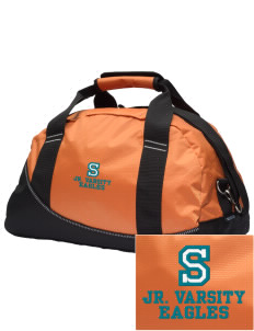 Skyline Elementary School Eagles Embroidered OGIO Half Dome Duffel