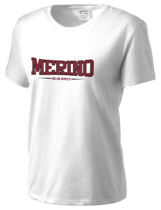Merino Elementary School Rams Women's Essential T-Shirt